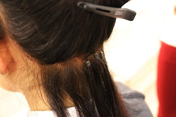 marie serneholt hårförlängning
