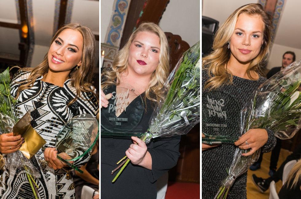 Social Media Gala: Vinnarna
