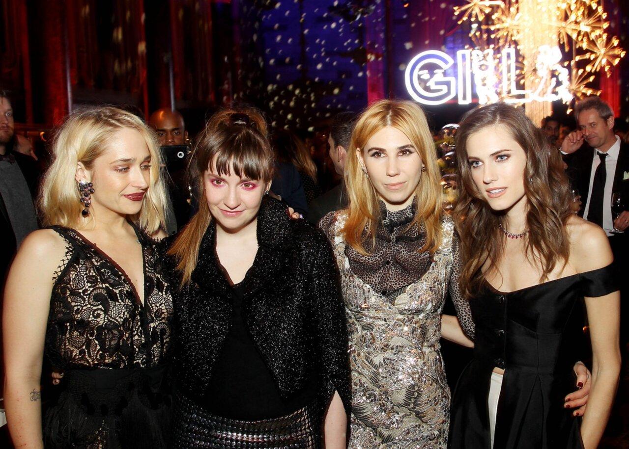 """Quiz: Vem är du i tv-serien """"Girls""""?"""