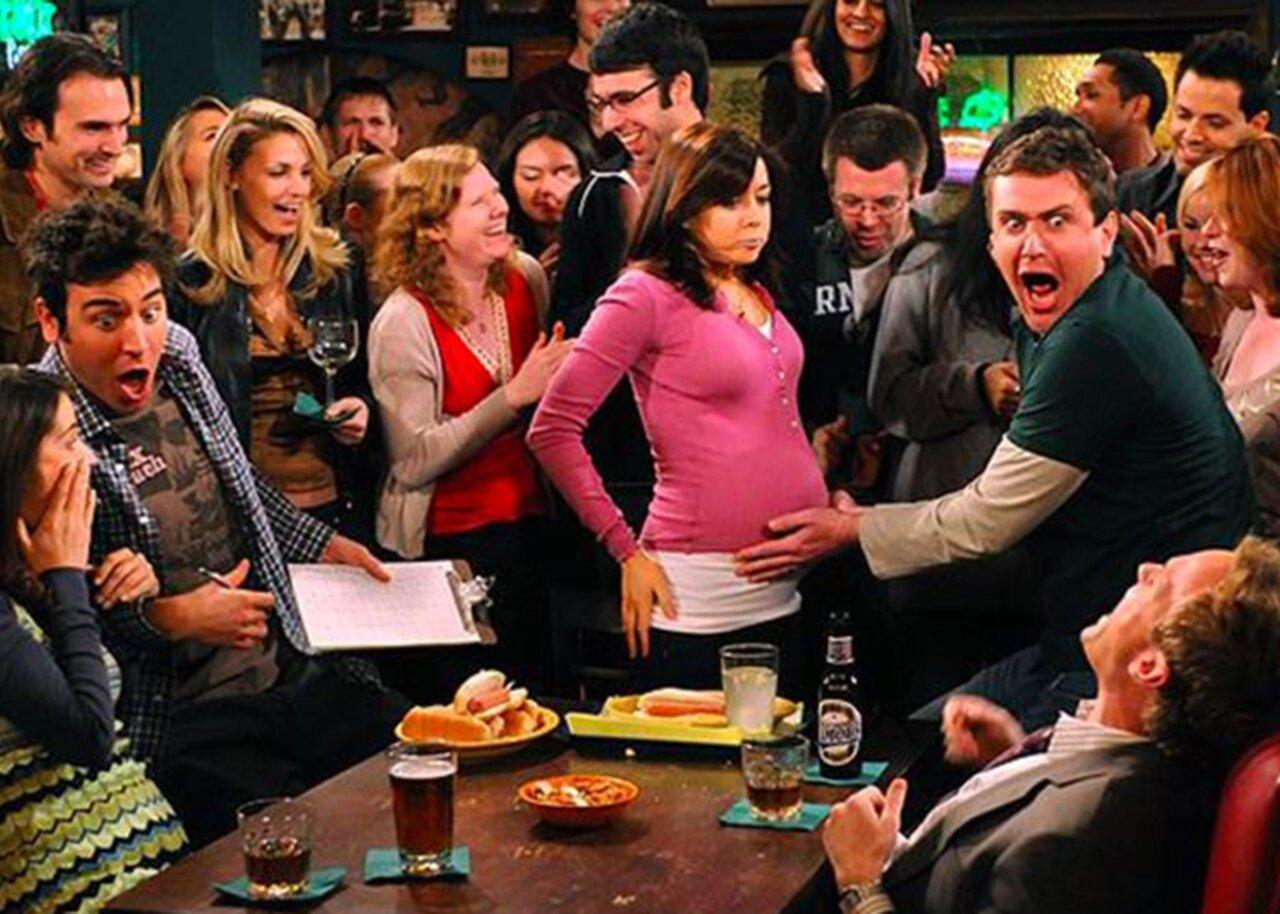 Så har tv-serierna hanterat skådisarnas graviditeter