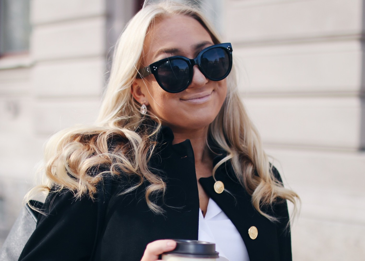 Fredagsintervju: Roliga frågor med bloggaren & youtubern Julia Sundelin