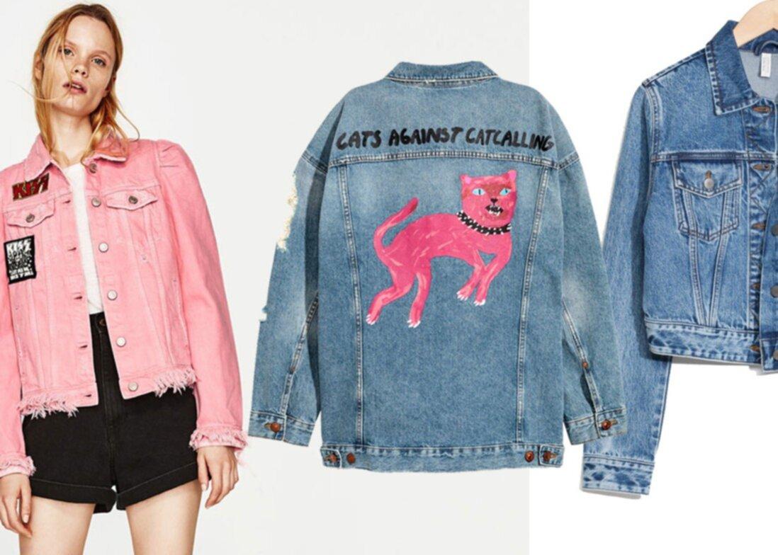 Sommarens trender – 9 snygga jeansjackor som finns i butik just nu