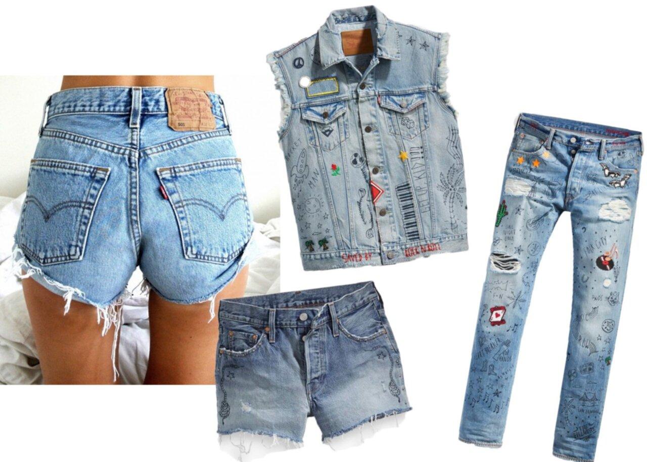 Levis populäraste jeansmodell genom tiderna – nu släpper de en limiterad kollektion!