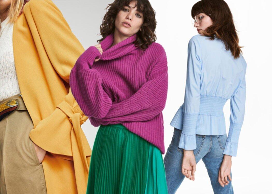 Redaktionens favoriter ur H&M, Zara och Mangos senaste kollektioner!