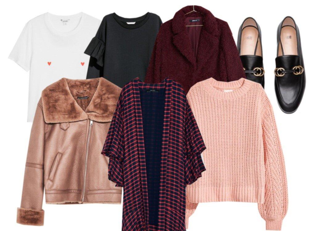 Höstens bästa modeköp från budgetkedjorna