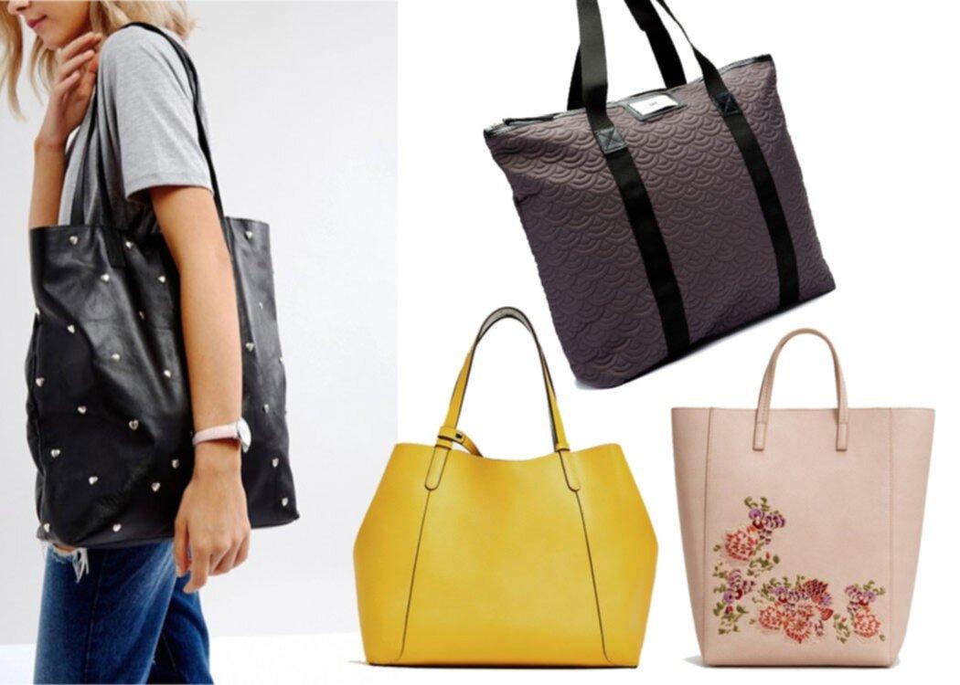 8 stilsäkra och rymliga väskor för hösten 2017