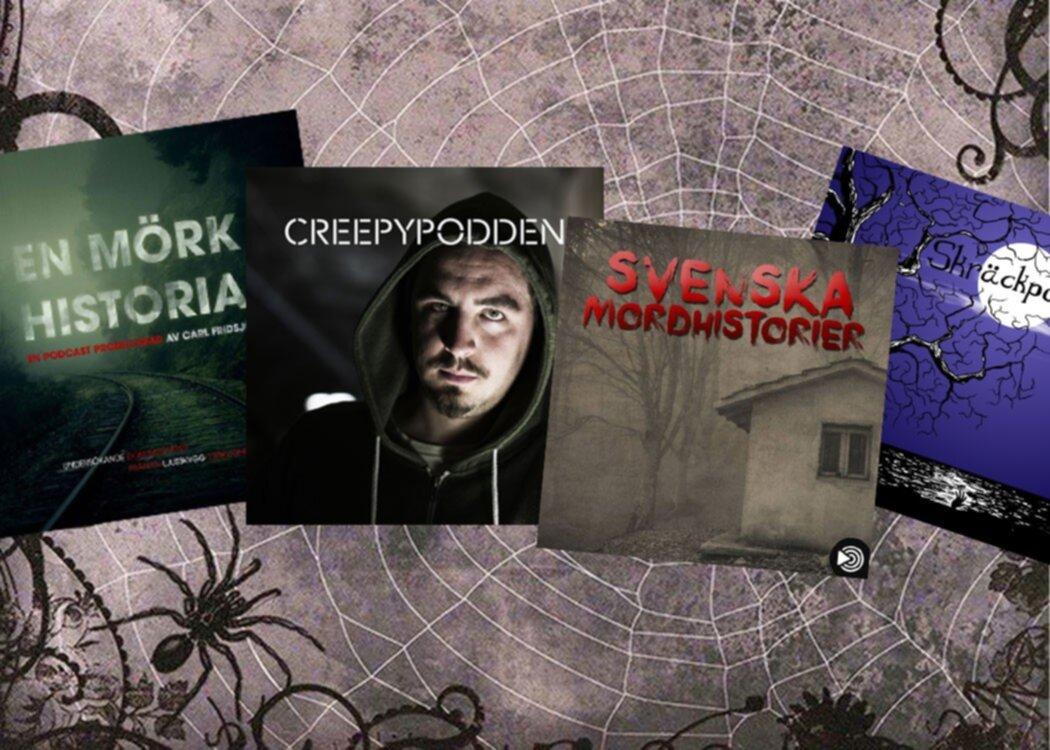 8 läskiga podcasts att lyssna på under Halloween