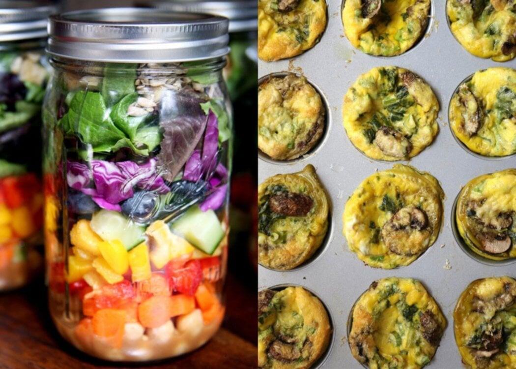 8 meal prep-tips som kommer spara dig tid när du är stressad
