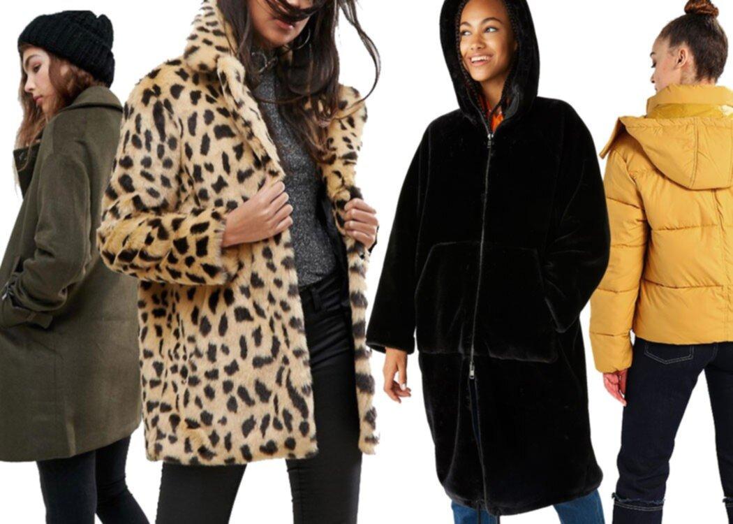 10 galet snygga och varma jackor att bära i vinter