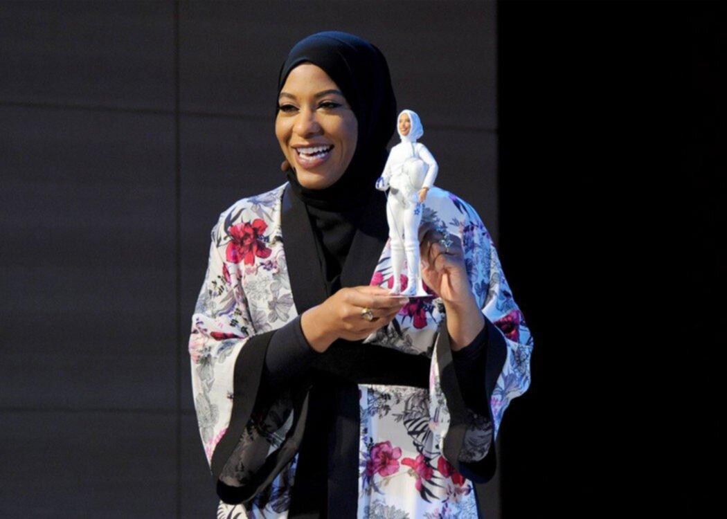 """Här är Barbiedockan med hijab – nya dockan i serien """"Shero"""""""