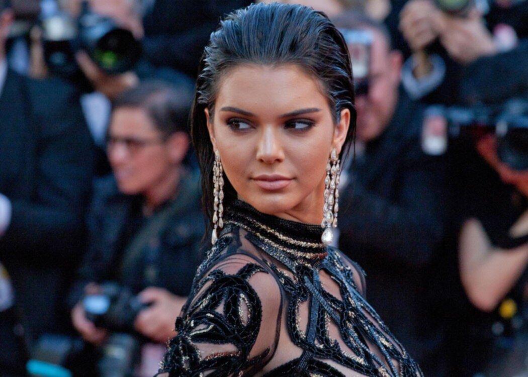 Kendall Jenner är den högst betalda modellen 2017