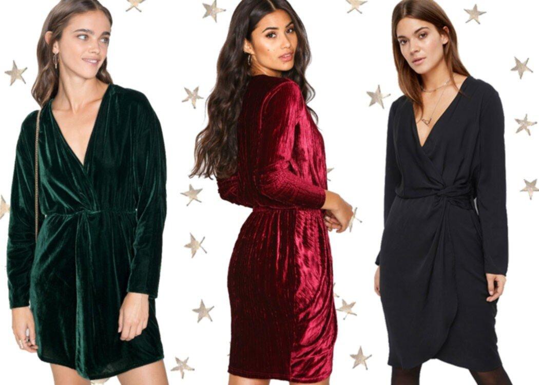 10 fina klänningar att bära under julfirandet