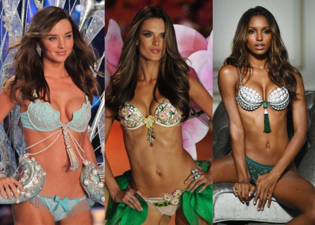 """Här är alla Victorias Secret """"Fantasy Bras"""" sedan 1996"""