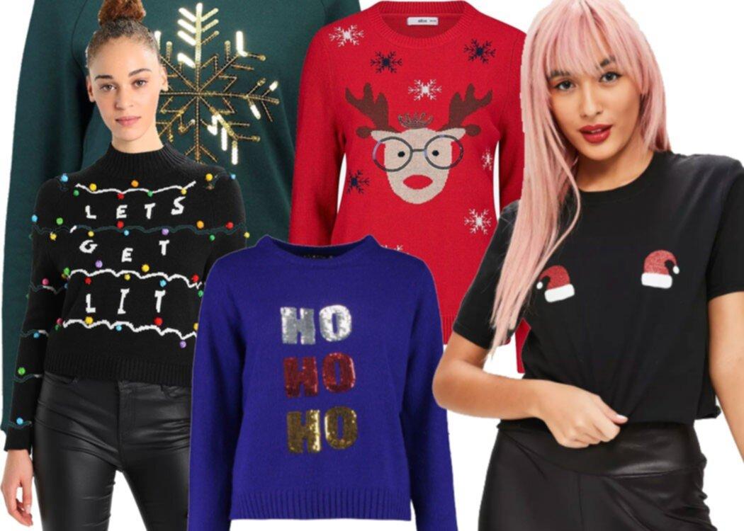 15 mysiga jultröjor att ha på sig i december