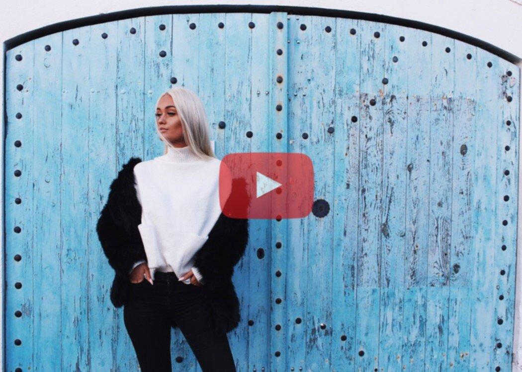 Devote-bloggaren Rebecka Rosengren satsar stenhårt på Youtube