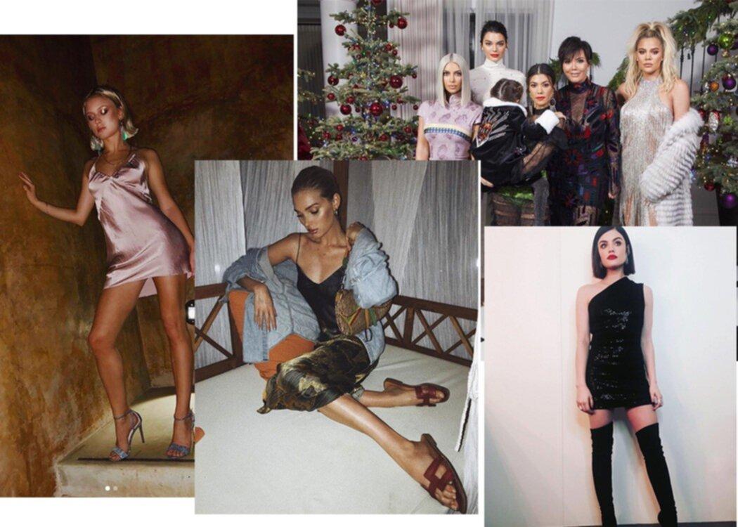 Outfitbomb – kolla in vad kändisarna hade på sig på nyår