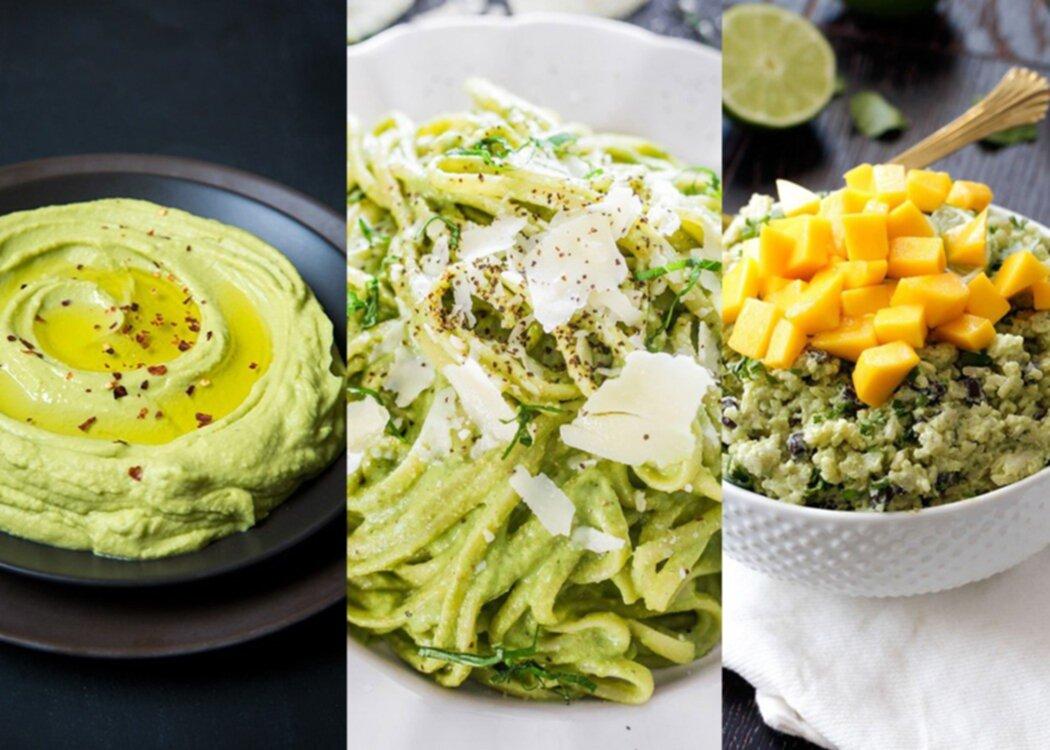 10 fantastiskt goda måltider att göra på avokado