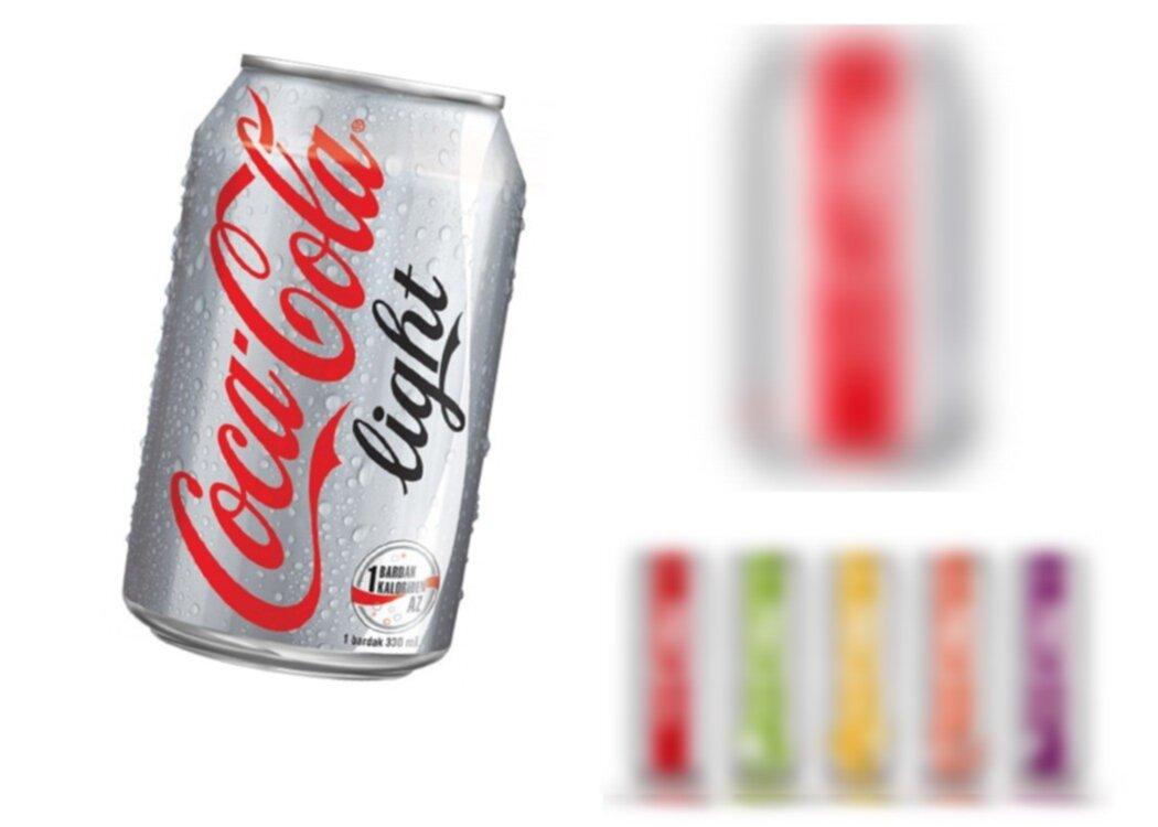 Kolla in Coca-Cola Lights nya burk och smaker!