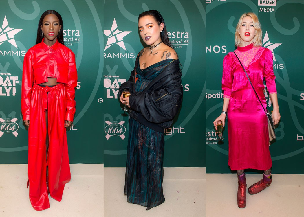 Grammis 2018 – Vinnarna & bildregn från röda mattan