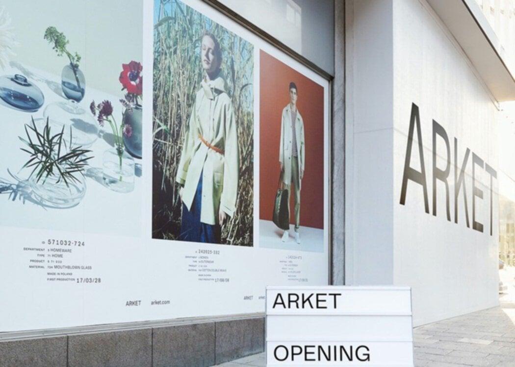 Nu vet vi datumet när ARKET öppnar i Stockholm