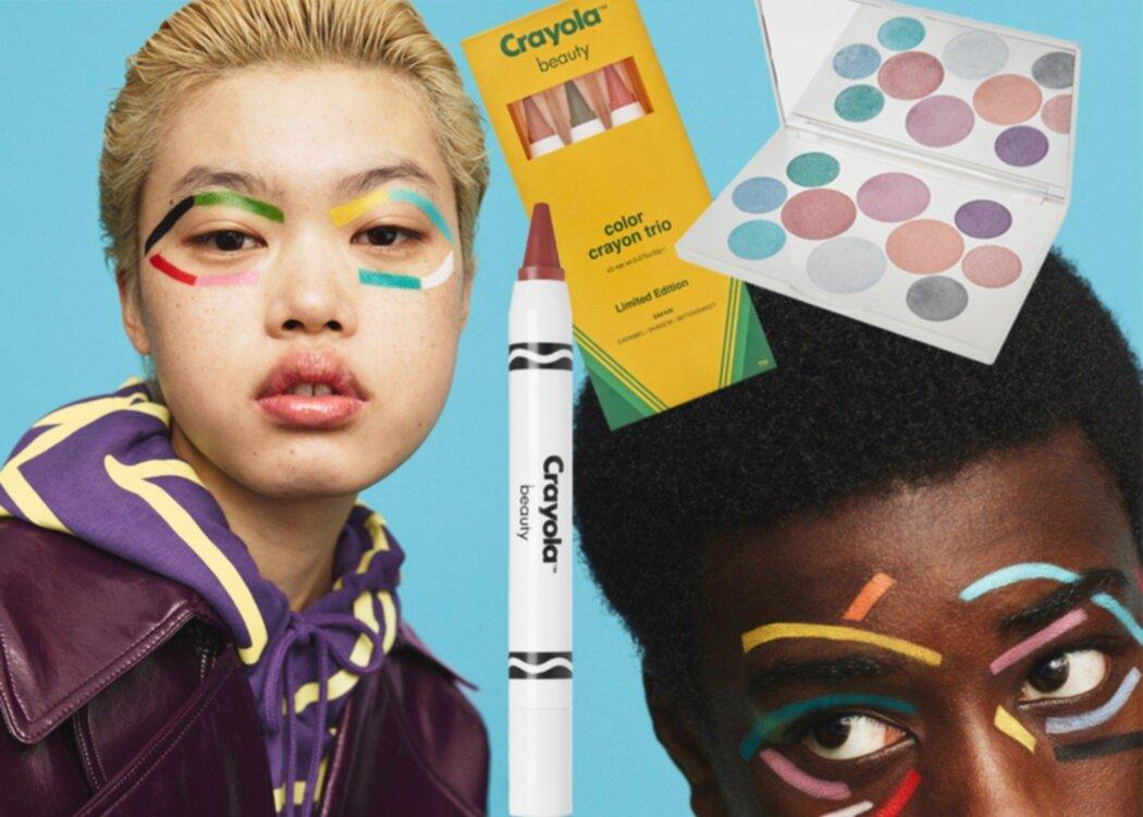 ASOS i exklusivt samarbete med Crayola