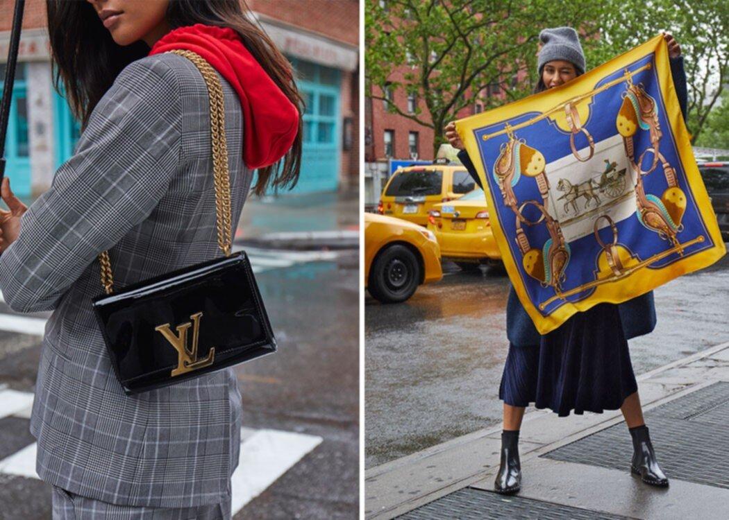 Ellos höstkollektion med vintageklassiker från Bukowskis Fashion