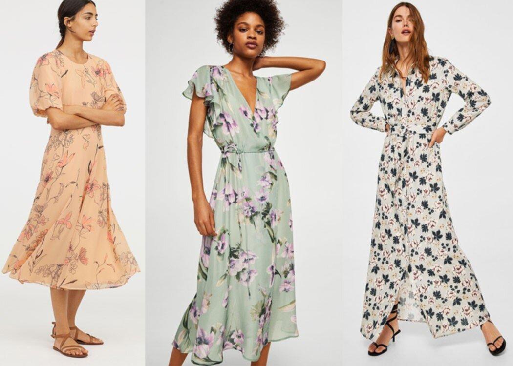 8 fina midsommarklänningar från Zara, H&M och Mango