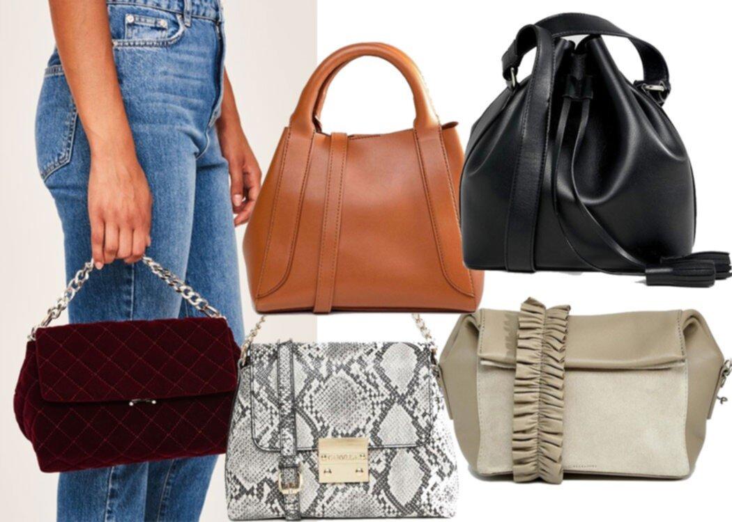 Finaste handväskorna under 1000 kronor