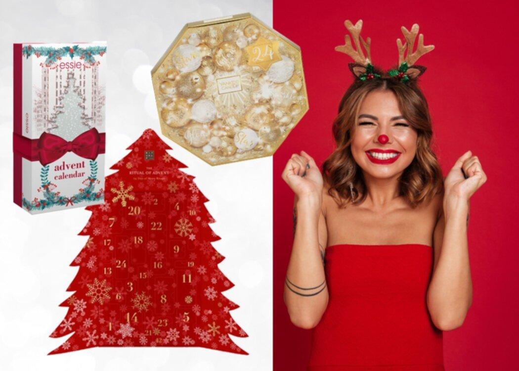 7 lyxiga beautykalendrar som skämmer bort dig redan innan jul