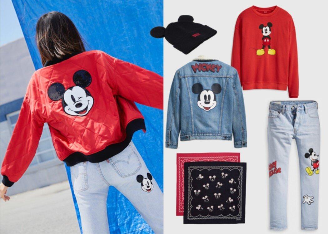 Levi's® X Mickey Mouse - här är kollektionen