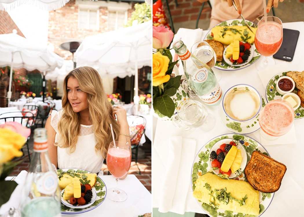 "Lovisa Barkman: ""Frukost på The Ivy"""