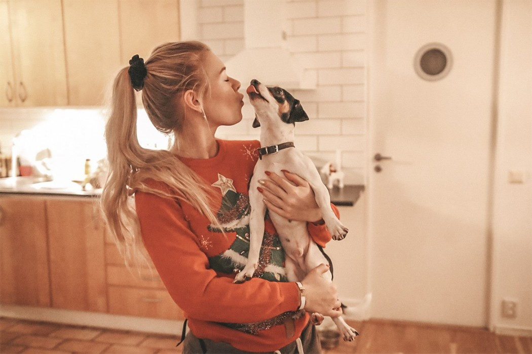 "Amanda Larsson: ""Min jul"""