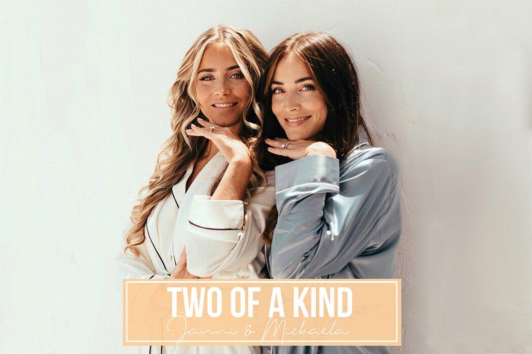 Michaela och Janni Delér har släppt podcast