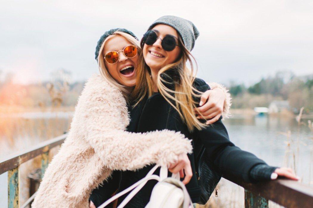 10 saker du borde säga oftare till din bästa vän