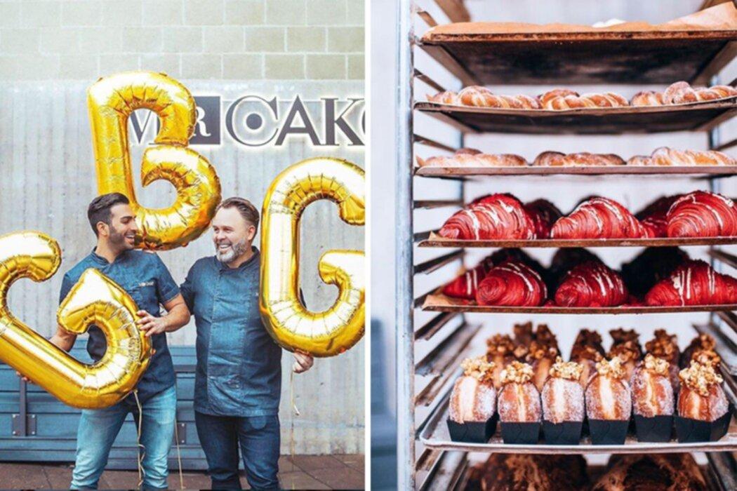 Nyhet: Succén Mr Cake öppnar i Göteborg