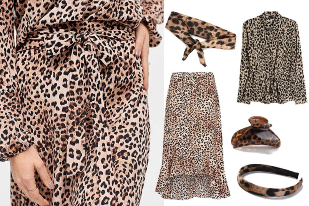 Heta trenden: Leopardplagg för under 500 kronor