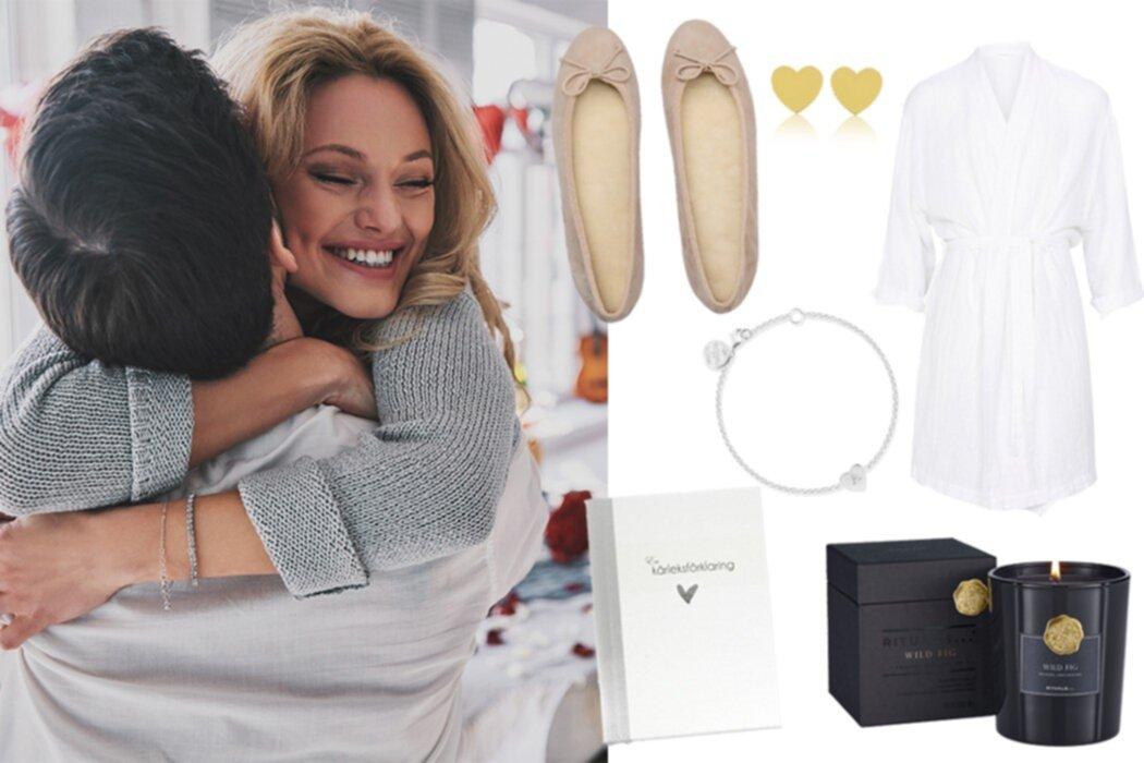 Alla hjärtans dag: 6 presenter att önska dig av din partner