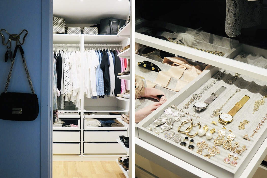 "Alma: ""Min walk in-closet"""