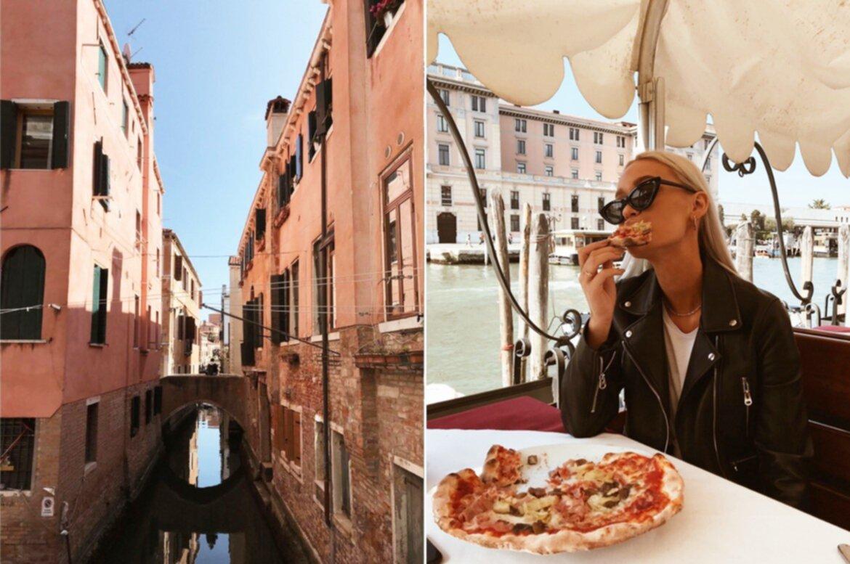 "Rebecka Rosengren: ""En dag i Venedig"""