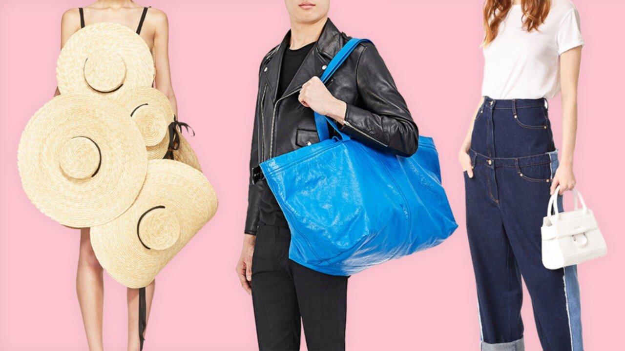12 av modevärldens märkligaste plagg