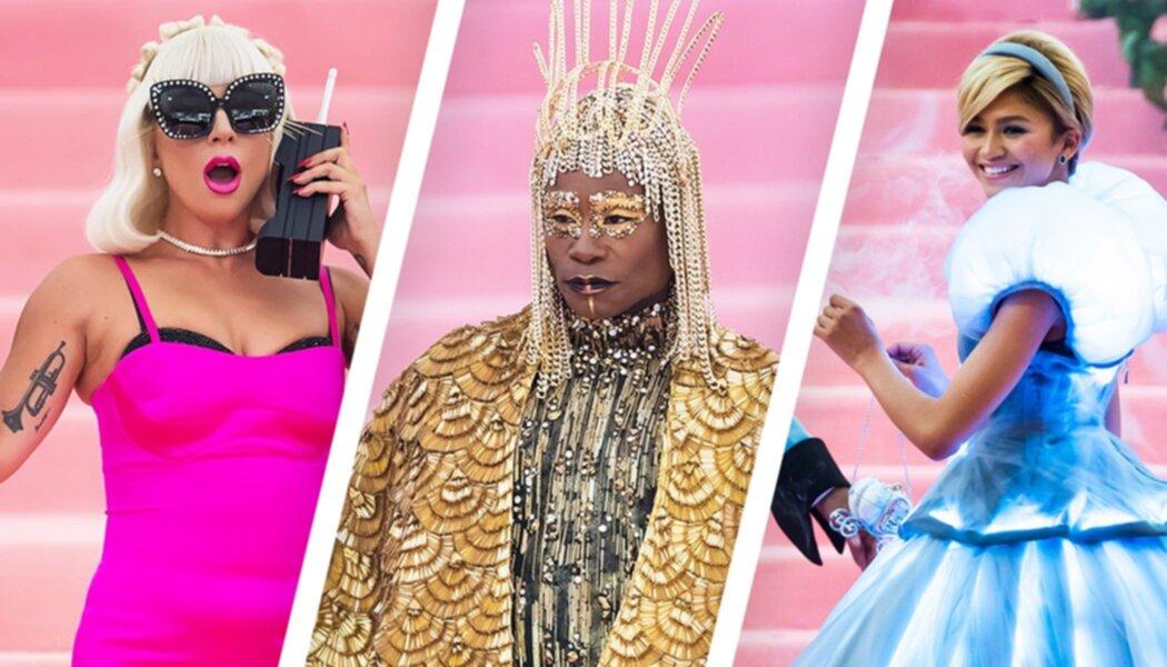 De mest spektakulära outfitsen från The Met Gala 2019