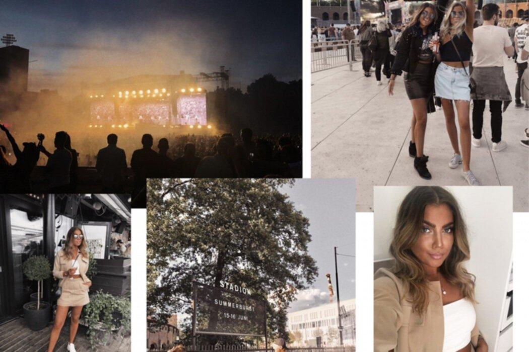 Bianca: Summerburst/Festival outfit inspiration