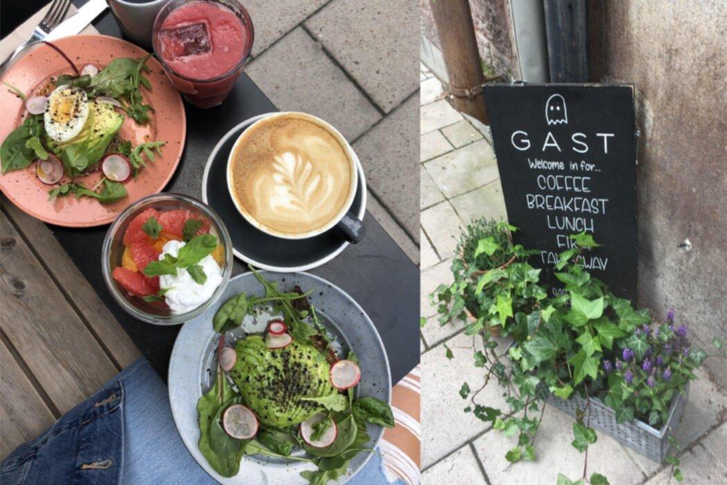 Emma Etzell: En härlig måndag i Stockholm och roadtrip till Helsingborg
