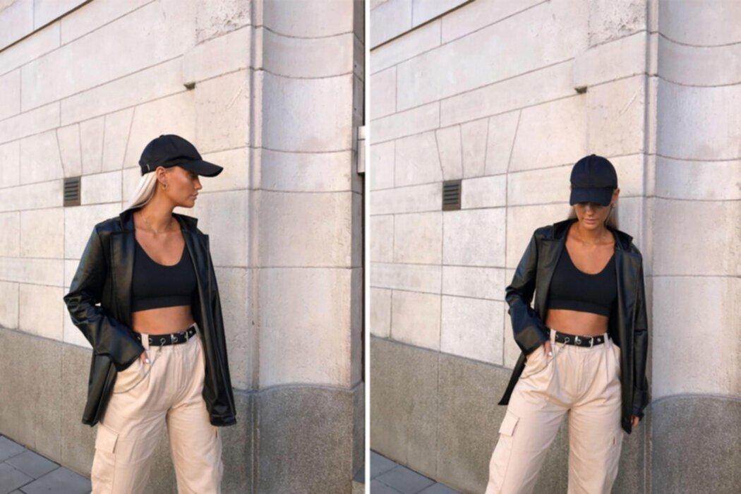 Rebecka Rosengren: En outfit