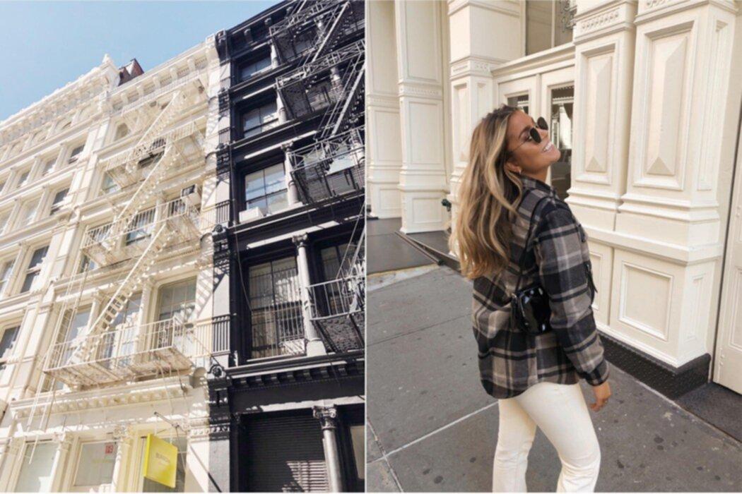 Bianca Gonzalez: Snapshots från Soho