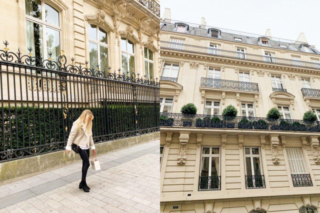 Elles: The streets of Paris