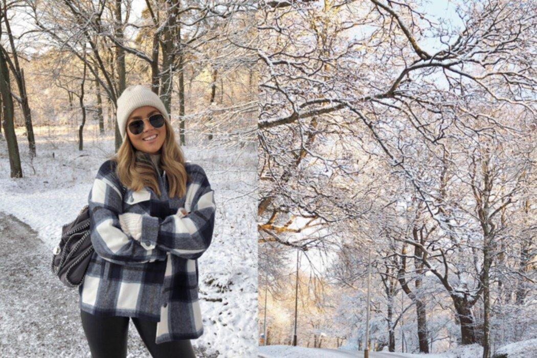 Bianca Gonzales: En vinterdag i december