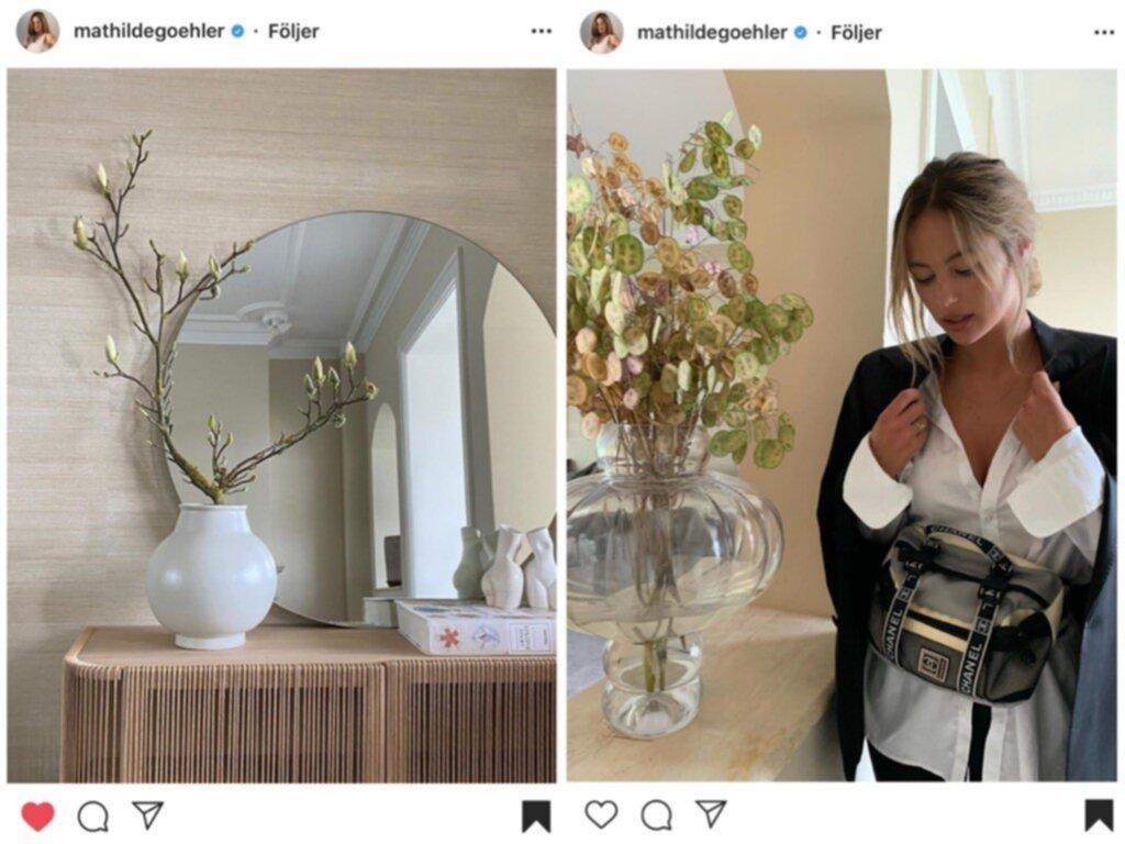 Tove Waldemar: Sparat på Instagram