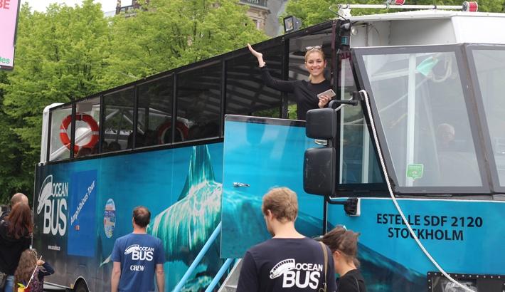 Devote Testar: Ocean bus