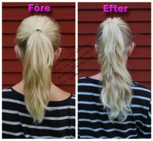 tips på att få långt hår